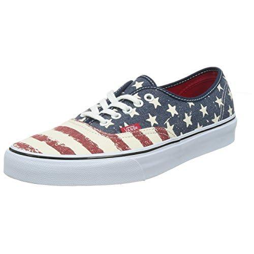 Vans Unisex Authentic (Americana) Skate - tiendamia.com