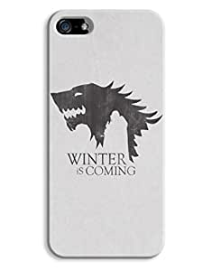 Game of Thrones - Winter is Coming Case for your iPhone 5/5S