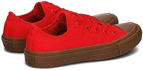 d9909db278ddf Converse Chuck Taylor II Unisex - 155499C - Color Red - Size: 3.5 ...