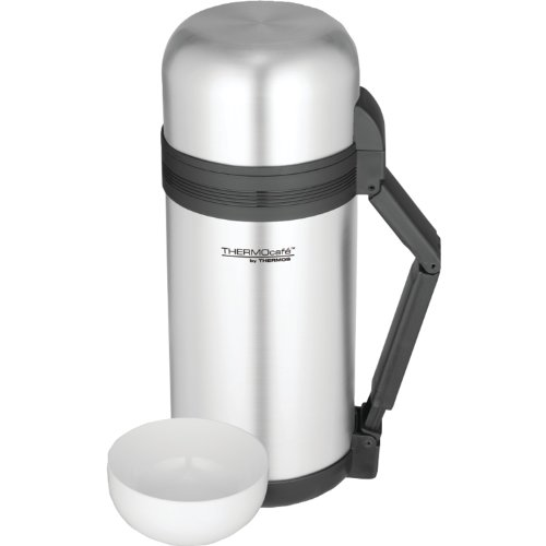Thermos ThermoCafe Vacuum Insulated Large Food and Beverage