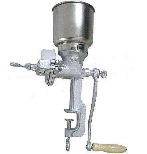 Hand-cranked Cast Iron Mill Hand Grinder Herbs Grain corn dry mill powder machine grinding machine KUNHEWUHUA X-1335