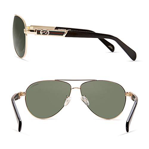 del Nuevas la Deporte Running de sol polarizadas Que UV Aviador Vogue los Conduce Gafas D Manera Espejo Hombres de de wYqTz4f