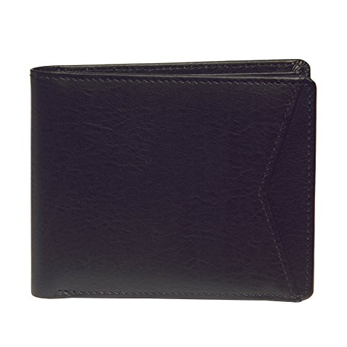 Recycled Leather - Recycled Leather Billfold Wallet