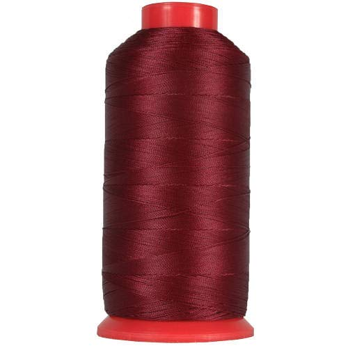 Threadart Heavy Duty Bonded Nylon Thread - 1650 Yards (1500m) - Coated No Unravel - #69 T70 Size 210D/3 - for Upholstery, Leather, Vinyl, and Other Heavy Fabric - 26 - Thread Upholstery Nylon