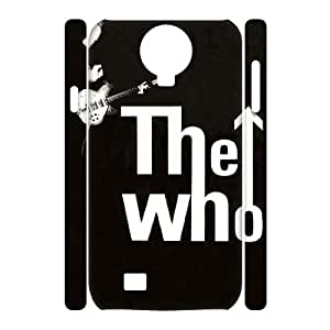 Chinese The Who DIY 3D Cell Phone Case for SamSung Galaxy S4 I9500,customized Chinese The Who Phone Case