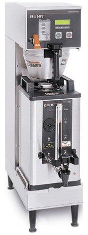BUNN BrewWISE Single Soft Heat Brewer w/ S/S ()