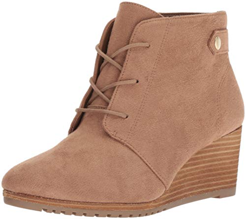 Dr. Scholl's Shoes Women's Conquer Ankle Boot, Toasted Cocon