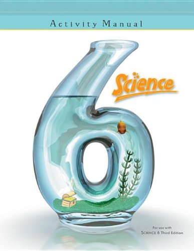 Science 6 Activity Manual