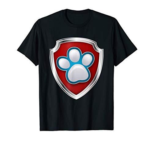 Funny Dog Patrol T-Shirt - Dog T-Shirt men women kid boy ()