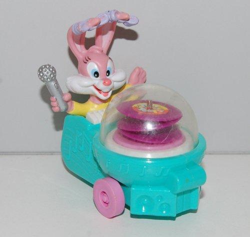 Babs Bunny Vehicle Toy - 1992 McDonald