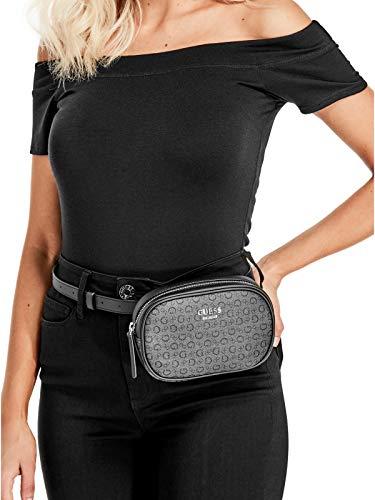 GUESS Factory Women's Winstone Logo-Print Belt Bag