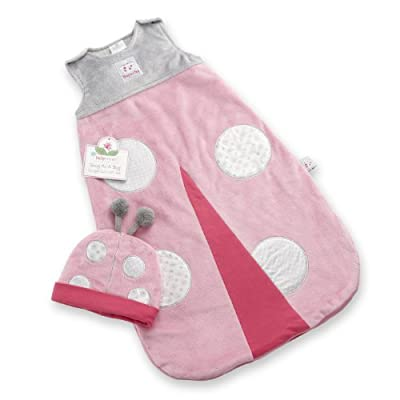 Baby Aspen Snug As A Bug Snuggle Sack, 0-6 Months from Baby Aspen