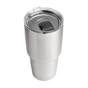 YETI Rambler 30 oz Stainless Steel Vacuum Insulated Tumbler w/ MagSlider Lid, Stainless