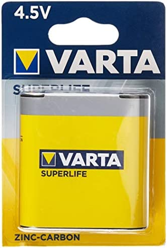 Varta Superlife Zink Kohle Batterie Elektronik