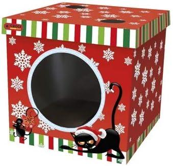 Croci Tiragraffi Cottage Xmas Surprise Box 40X40 1 Unidad 1333 g ...