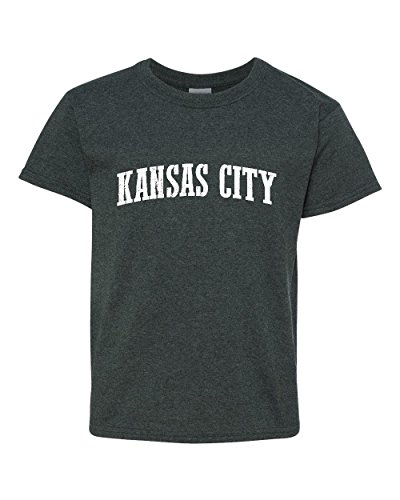 Missouri T-Shirt Kansas City MO Home University Of Missouri Tigers Unisex Youth - City Malls Mo In Kansas