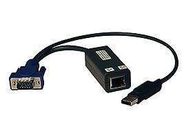 TRIPP LITE KVM Switch USB Server Interface Unit HD15 USB RJ45, 8 Pack (B078-101-USB-8)