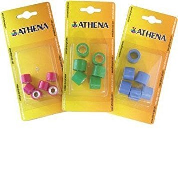 16mm D x 13mm L 4.5 Grams Athena Scooter Roller Kit S41000030P015