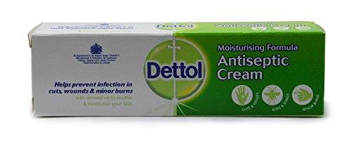 Dettol Antiseptic Cream Moisturising Formula 30g 2pcs