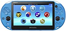 Sony Playstation Vita - PS Vita - New Slim Model - PCH-2006 (Aqua Blue)