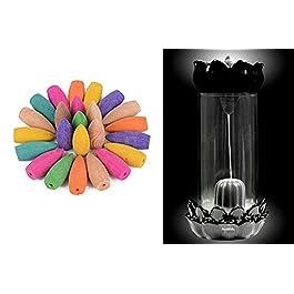 Best ShivLing Ceramic Back Flow Incense Holder in India