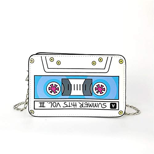 piazza Pu Printing Female Clutches spalla Wallets piccola Elegante A singola Radio Handbag diagonale Zlulu nxqa71Iga