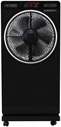 Jocel JVSP030511 Ventilador Nebulizador, 80 W, Plástico, 3 ...