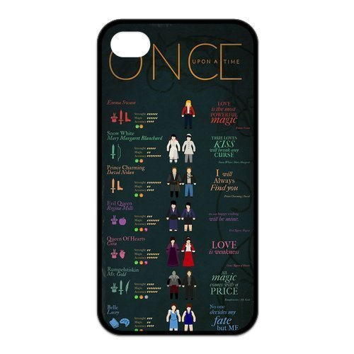 Elsa Diy Costume (Generic Once Upon A Time TV Show Phone Case for iPhone 5C)