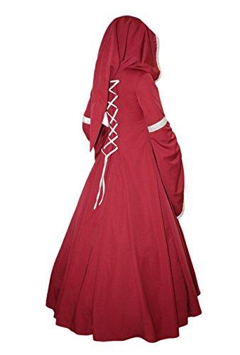 Mittelalterkleid Mittelalterkleid Luna Luna Maßanfertigung VI 5OqUv