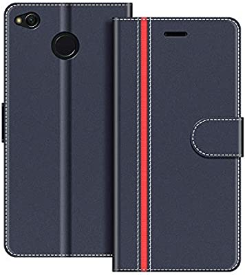COODIO Funda Xiaomi Redmi 4X con Tapa, Funda Movil Xiaomi Redmi 4X ...