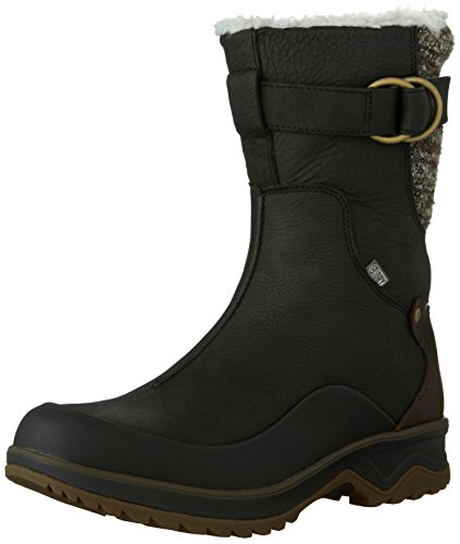 Eventyr Merrell Mediados De Norte Damas Impermeable Arranque Black