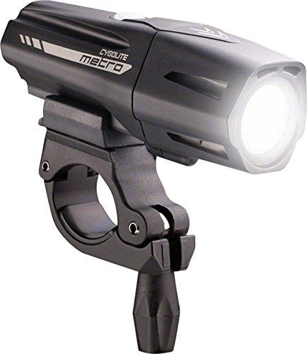 Cygolite MTR-650-USB Metro Plus Rechargeable Bike Headlight