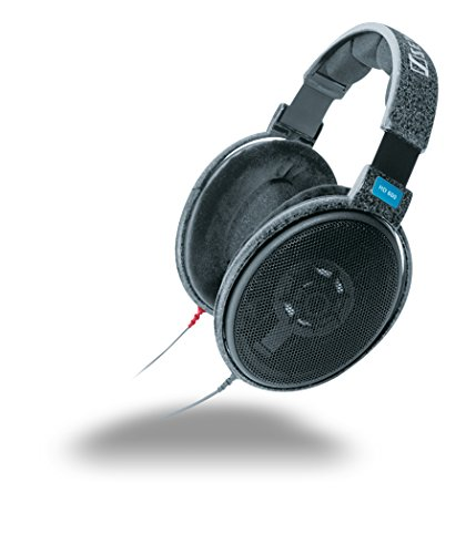 Sennheiser HD 600 Over-the-Ear Stereo Headphones Black