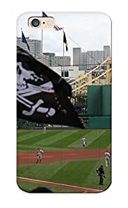 Blackducks Durable Pisburgh Pirates Baseball Mlb Back Case/ Cover For Iphone 6 For Christmas by icecream design