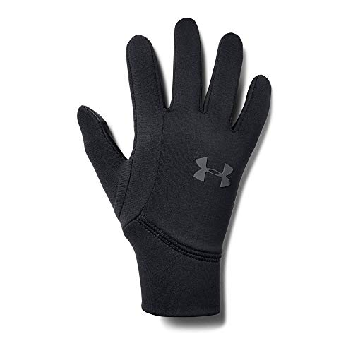 Under Armour Unisex Youth Armour Liner 2.0, Black, Youth Medium