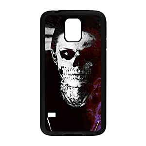 phone case Special & Simple Design American Horror Story Hard Plastic Case Cover for Samsung Galaxy S5 with Image Black 022704