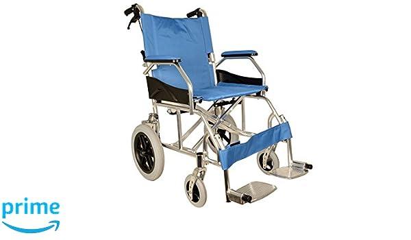 Gima 43250 Cochecito de aluminio Queen, azul: Amazon.es ...