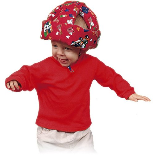 Price comparison product image Jolly Jumper Bumper Bonnet Toddler Head Cushion,  2 Pack