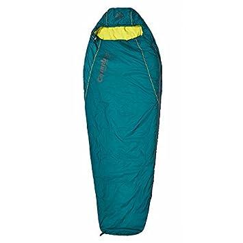 Columbus Misti 100 R Momia Saco de Dormir, Unisex Adulto, Verde Oscuro, Talla Única: Amazon.es: Deportes y aire libre