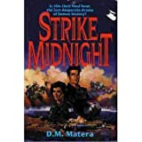 Strike Midnight, D. M. Matera, 0892838590