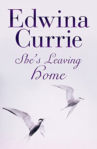 book cover of She\'s Leaving Home