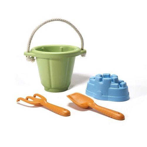 verde Toys SND01R Sand Play Set (verde) by verde Toys