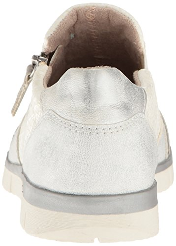 Lente Step Dames Garel Mode Sneaker Wit