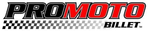 (11-17 SUZUKI RMZ450: Pro Moto Billet Spark Arrestor End Cap (BLACK))