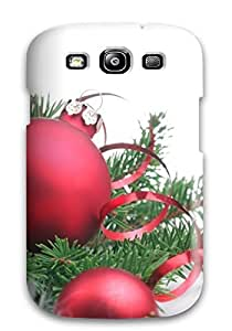 Awesome XLerJPP1011RWjQy DanMarin Defender Tpu Hard Case Cover For Galaxy S3- Christmas 38