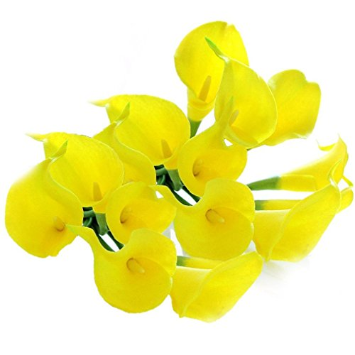 ctkcom-calla-lily-bridal-wedding-bouquets-with-latex10-pack-artificial-flower-faux-flower-real-touch