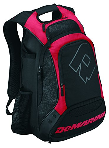 DeMarini  NVS Baseball/Softball Backpack, - Backpack Demarini Softball