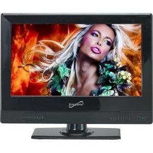 Supersonic SC-1311 13.3'' 720p LED-LCD TV - 16:9 - HDTV - ATSC - 90Â¿ / 45Â¿ - 1366 x 768 - USB - SC-1311