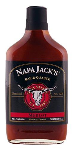 Napa Jacks Western Style Bbq & Grill Sauces