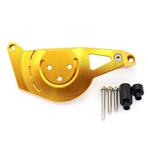 YuLinStyle YAMAHA NMAX155 Modified Accessories Engine Protection Cover Engine Shatter-resistant Cover (Color : Gold): Kitchen & Home